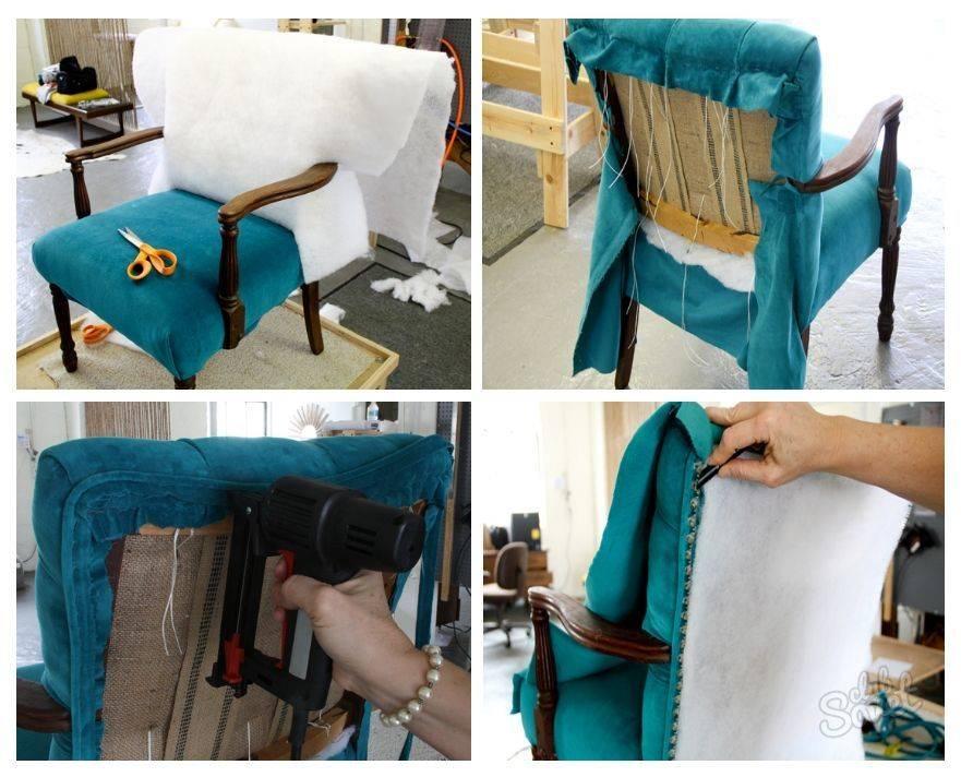 Инструкция по реставрации стульев в домашних условиях своими руками
