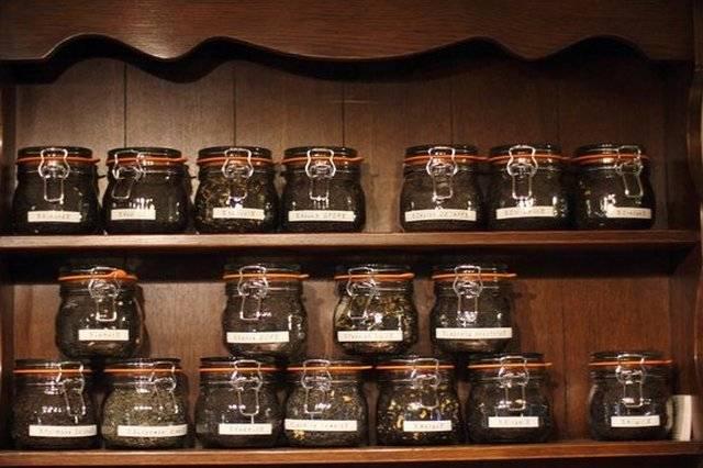 Как и где лучше всего хранить чай