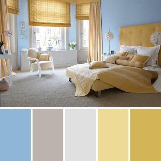Какой цвет лучше подходит для спальни