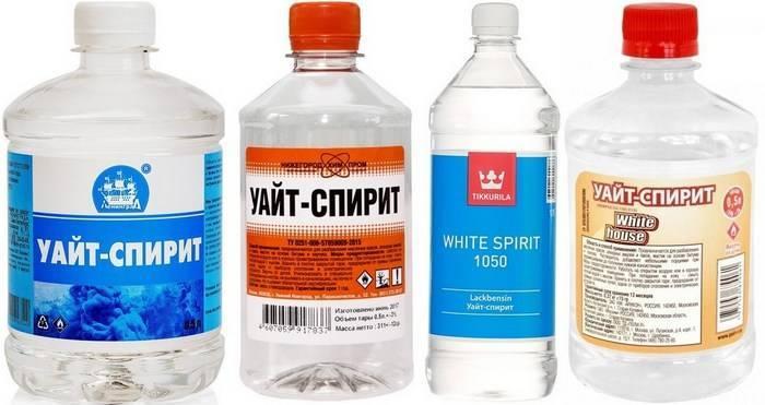 Уайт спирит: что это такое, состав, характеристики, применение