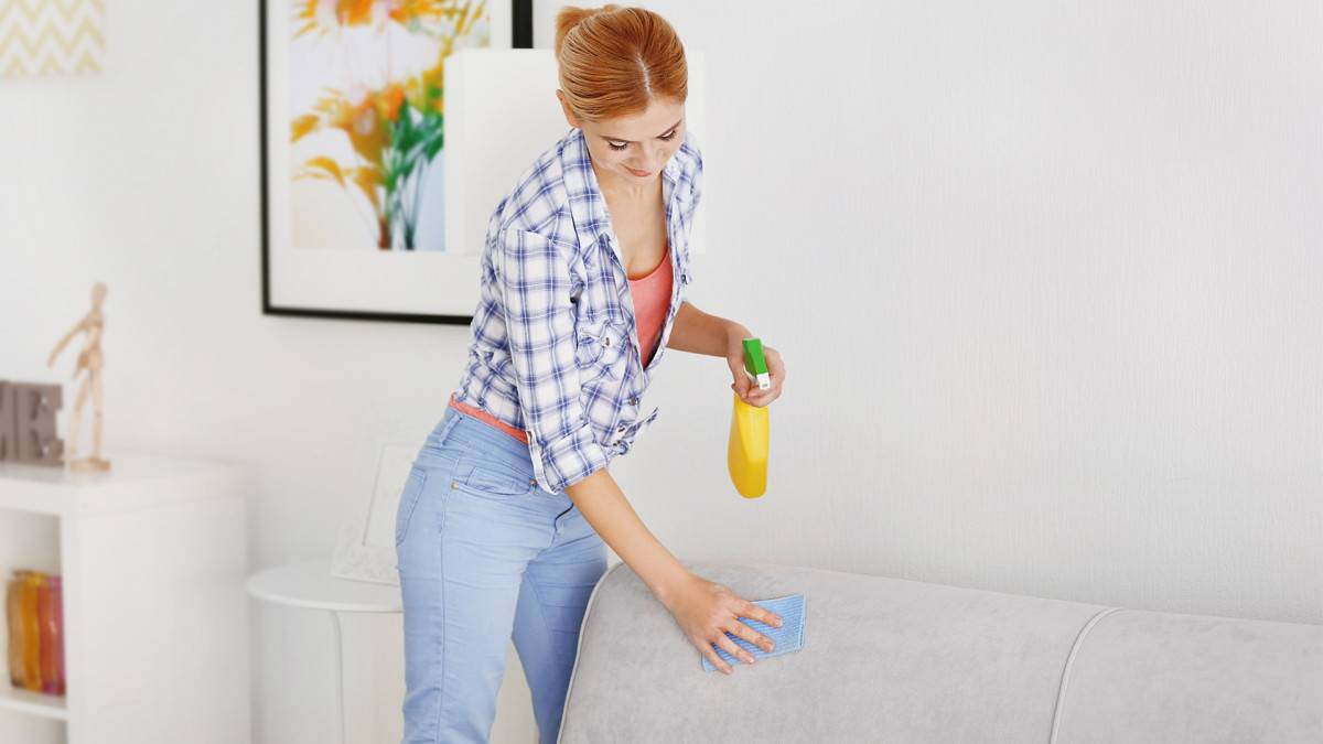 Как избавиться от запаха новой мебели: проверенные методы