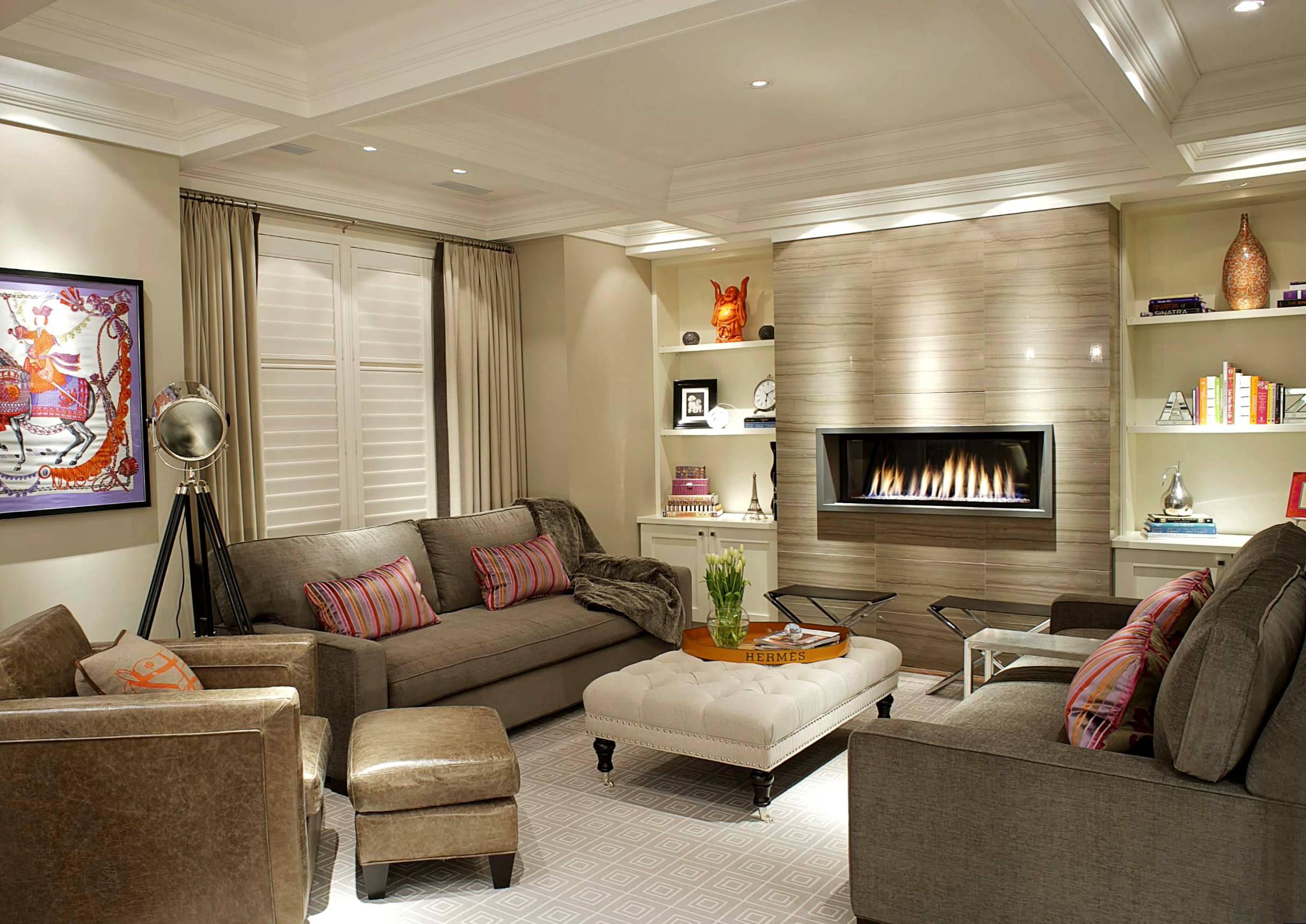 Важные нюансы, советы и яркие идеи в оформлении гостиной