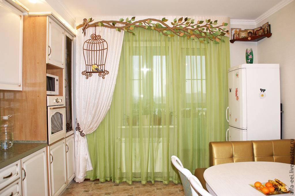 Современные шторы на кухню (92 фото): красивые занавески-новинки 2020 года