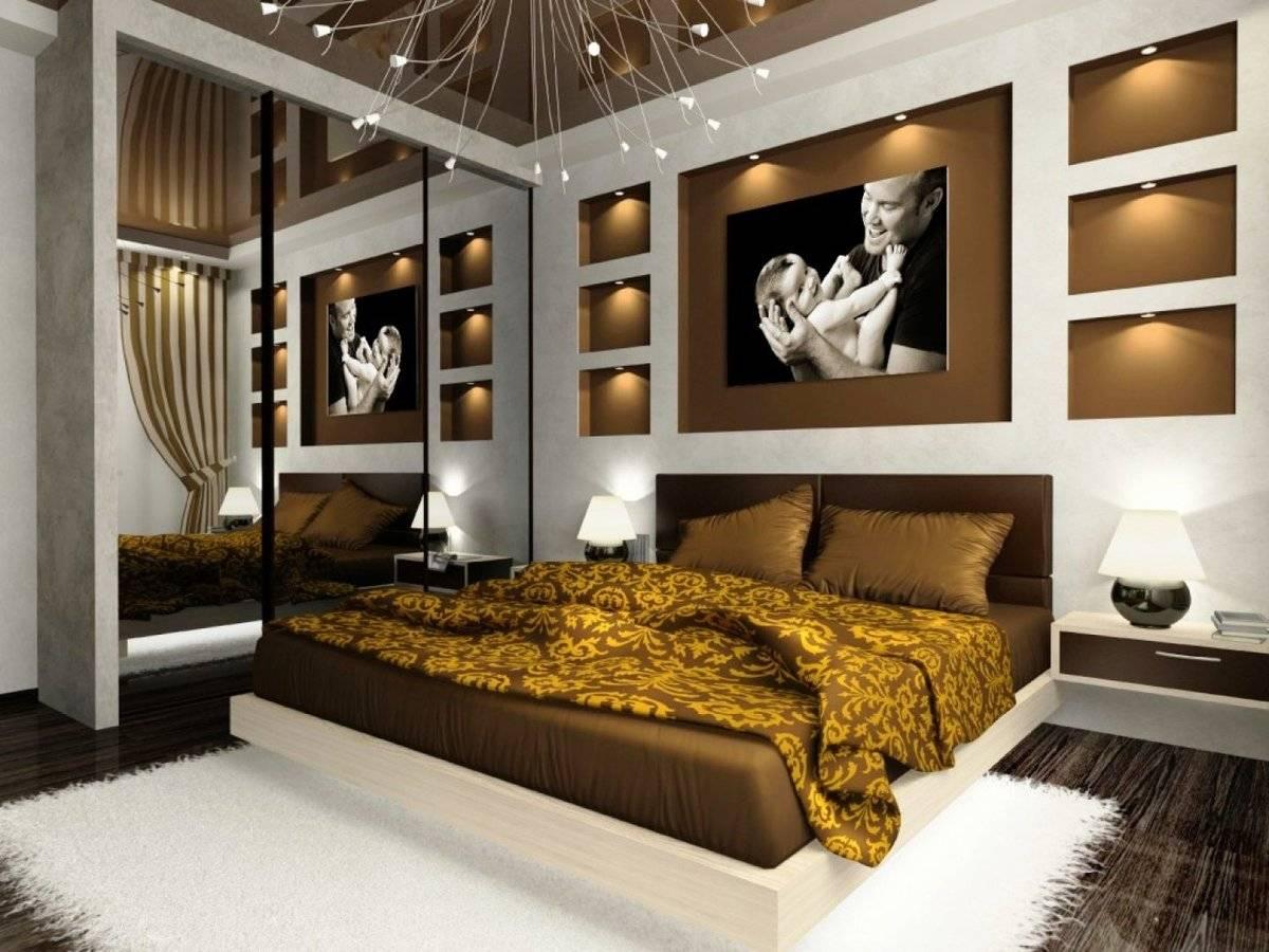можно было идеи для ремонта спальни фото может быть выполнен