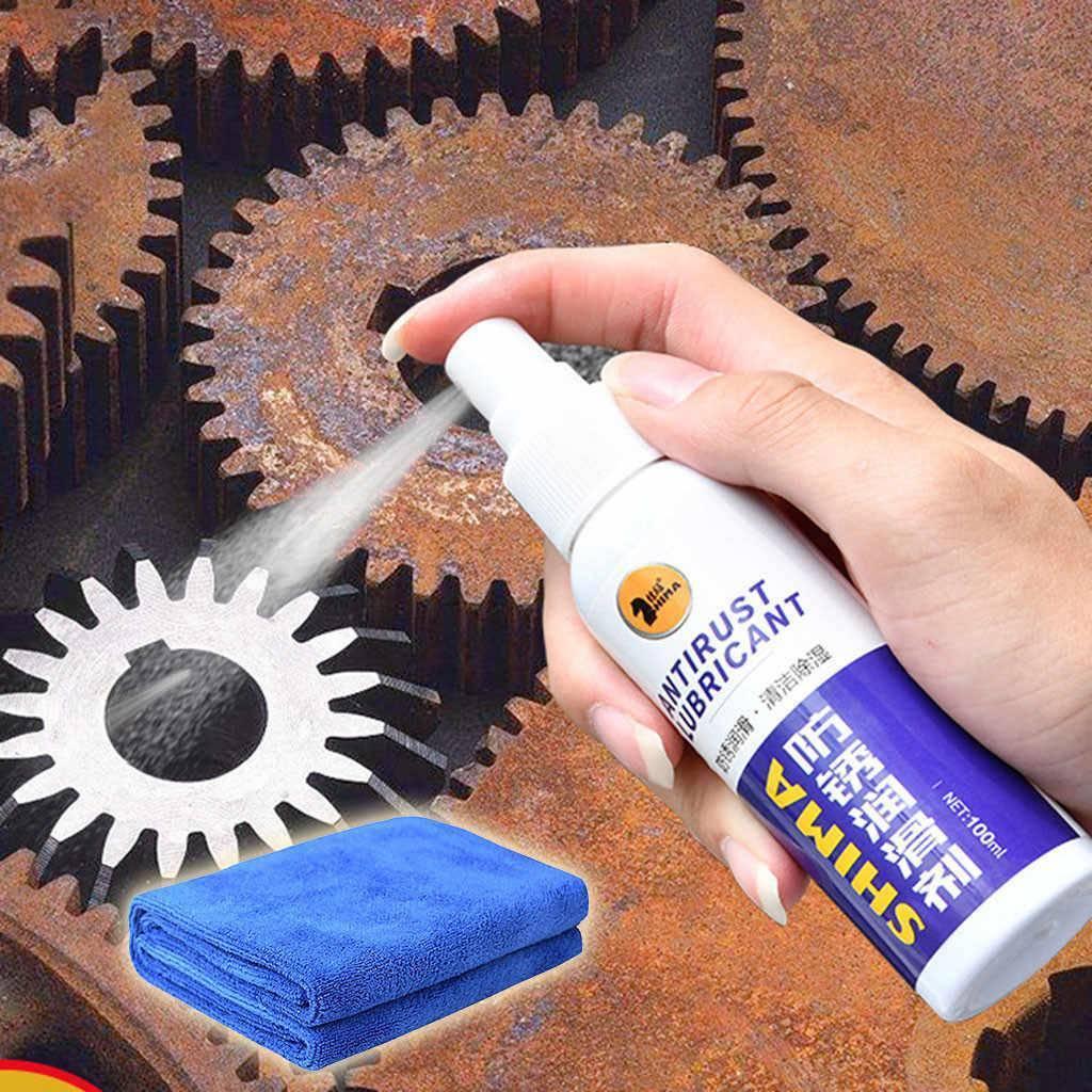 Как быстро убрать ржавчину с металла в домашних условиях