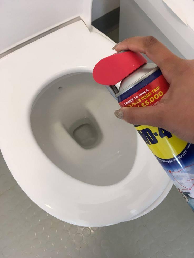 Какое средство для чистки унитаза лучше всего