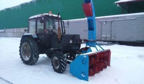 Роторные и шнекороторные снегоочистители. техника для зимнего содержания дорог