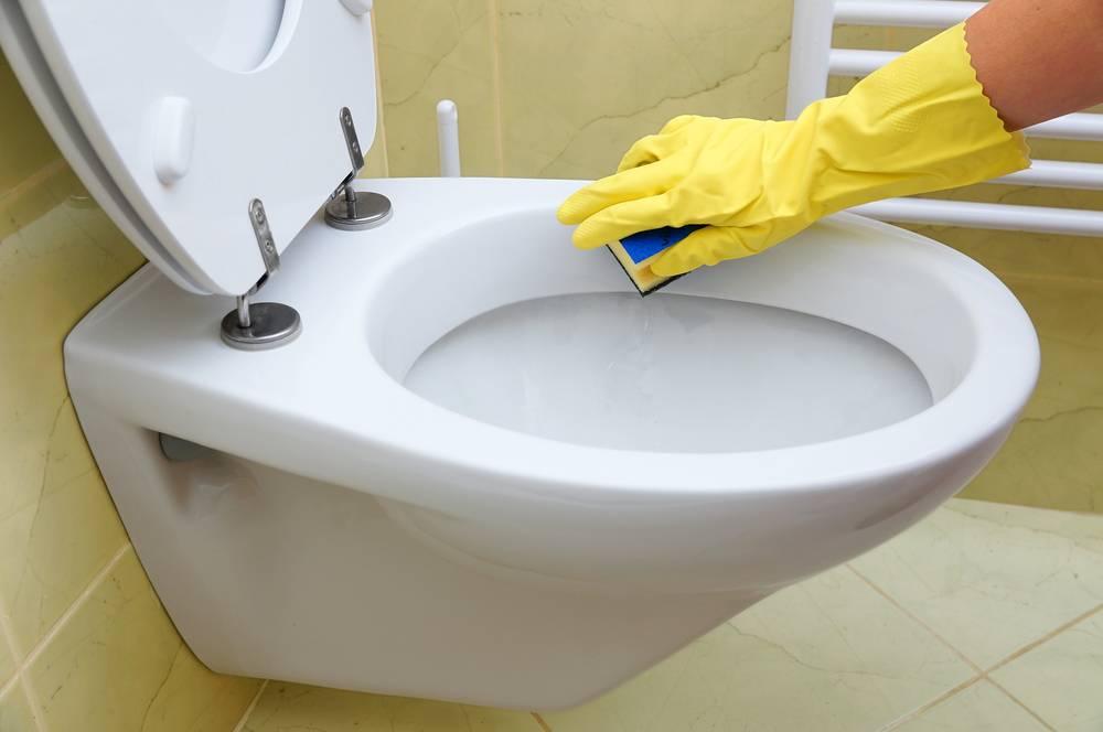 14 лучших средств для чистки унитазов
