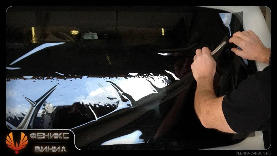 Реально ли затонировать машину своими руками?