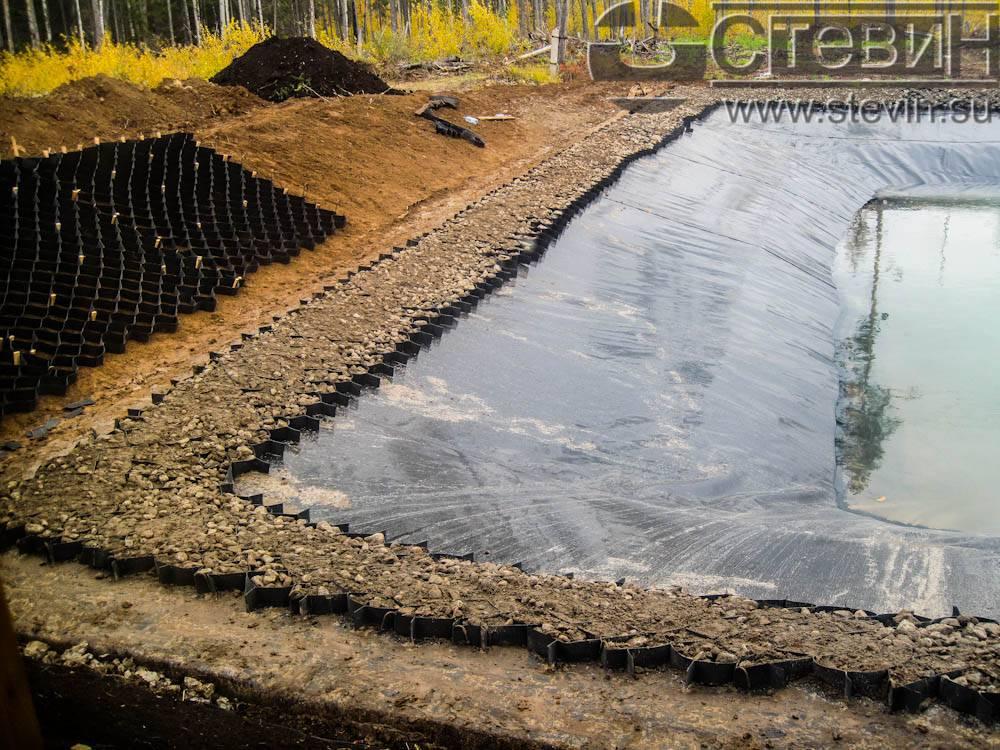Пруд на даче своими руками: рассмотрим, как сделать декоративный пруд пошагово с фото