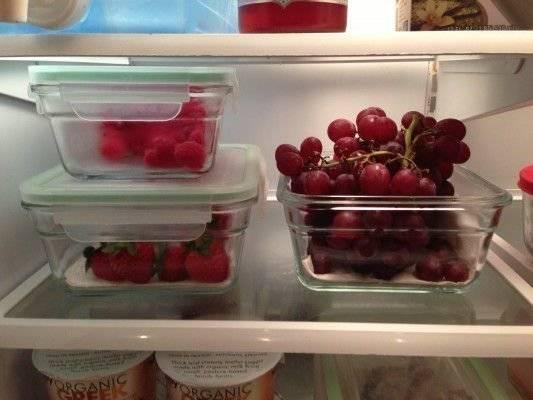 Сохраняем виноград на зиму в домашних условиях