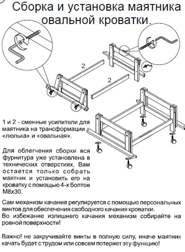 Подробная инструкция по сборке двуспальной кровати, частые ошибки