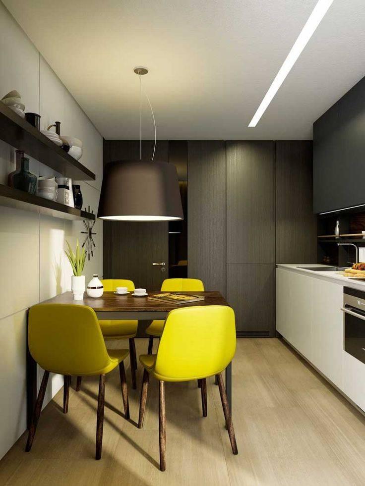 Дизайн кухни-гостиной: полный обзор стилевых и планировочных решений