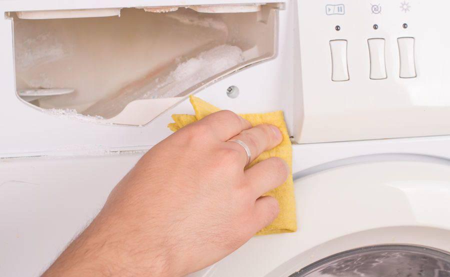 Что делать, чтобы плесень в стиральной машине больше не появилась
