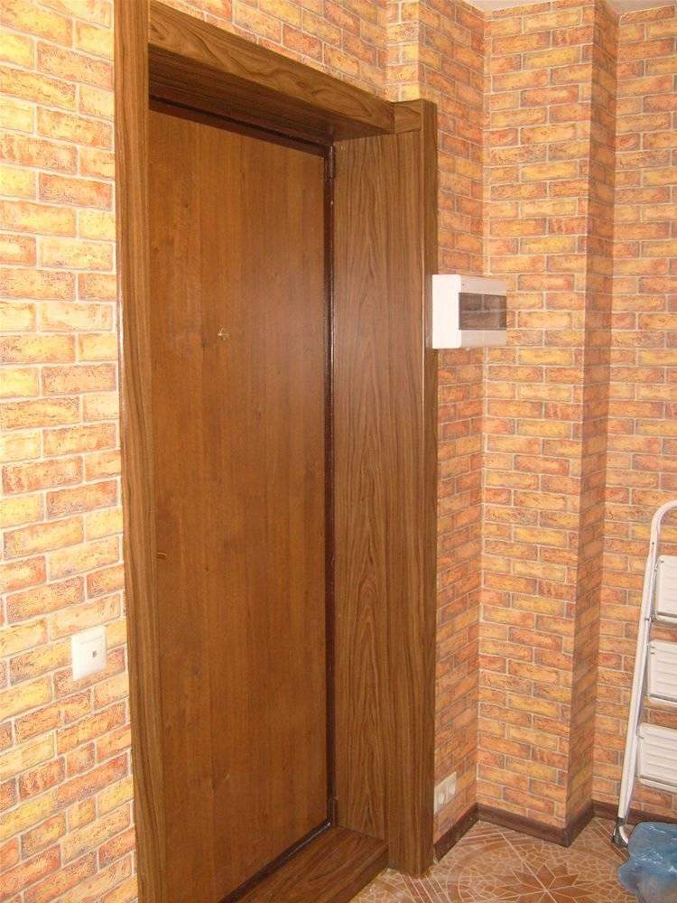 оформление откосов межкомнатных дверей фото часть цены товара