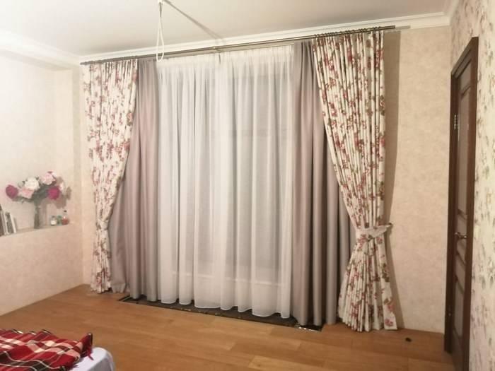 Виды тканей для штор: какие бывают, фото и названия