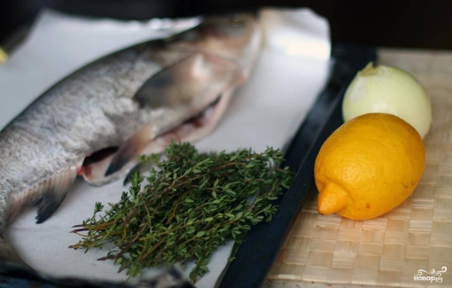 Как избавиться от запаха при жарке рыбы