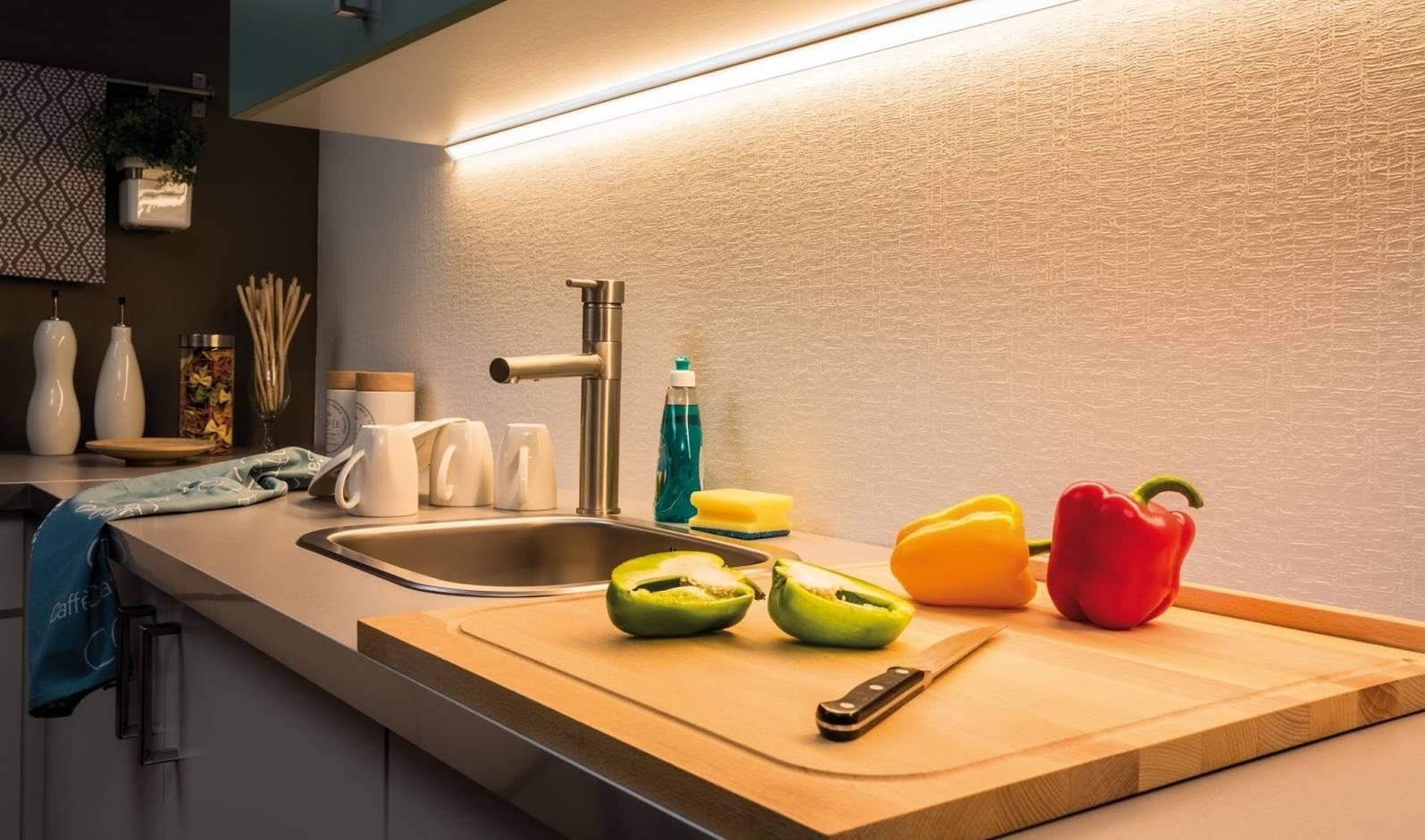 Осветительные приборы для кухни: варианты дизайна