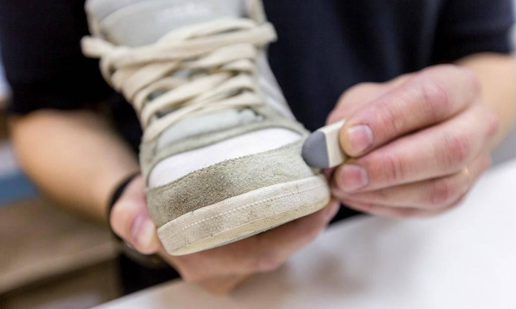 Как в домашних условиях отбелить подошву кроссовок – простые советы
