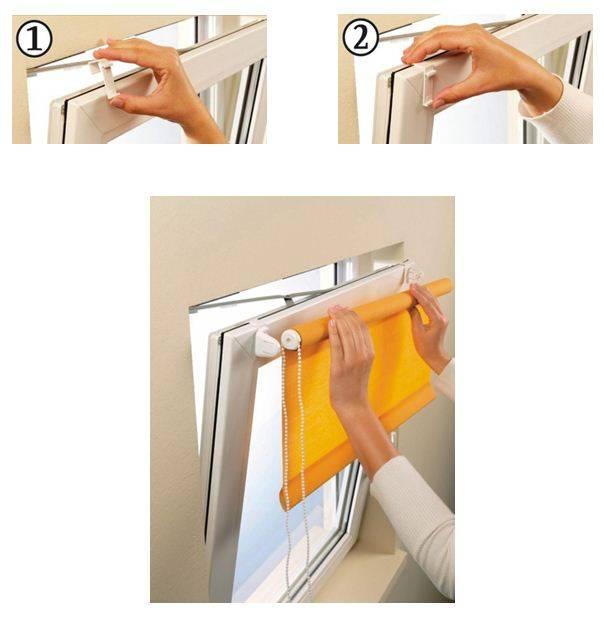 Как повесить жалюзи на пластиковые окна: инструкция по установке