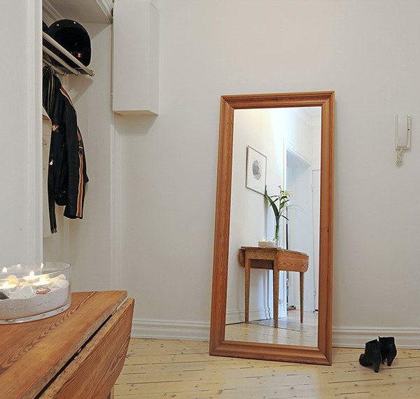 Зеркало в прихожую — виды и формы. 55 фото лучших зеркал в интерьере прихожей.