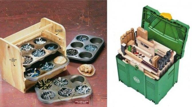 Ящик для инструментов своими руками (69 фото): инструкция по сборке и советы по комплектации