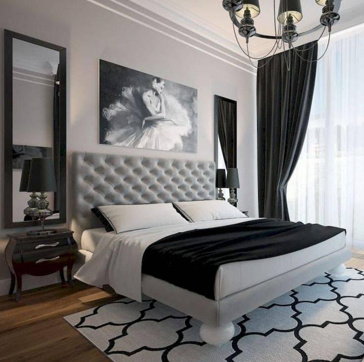 менее наступило спальня в черно белом стиле картинки настоящий момент осваивает