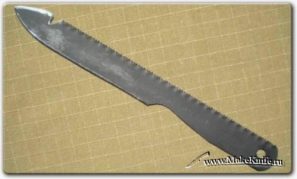Подробная инструкция: как сделать нож самостоятельно