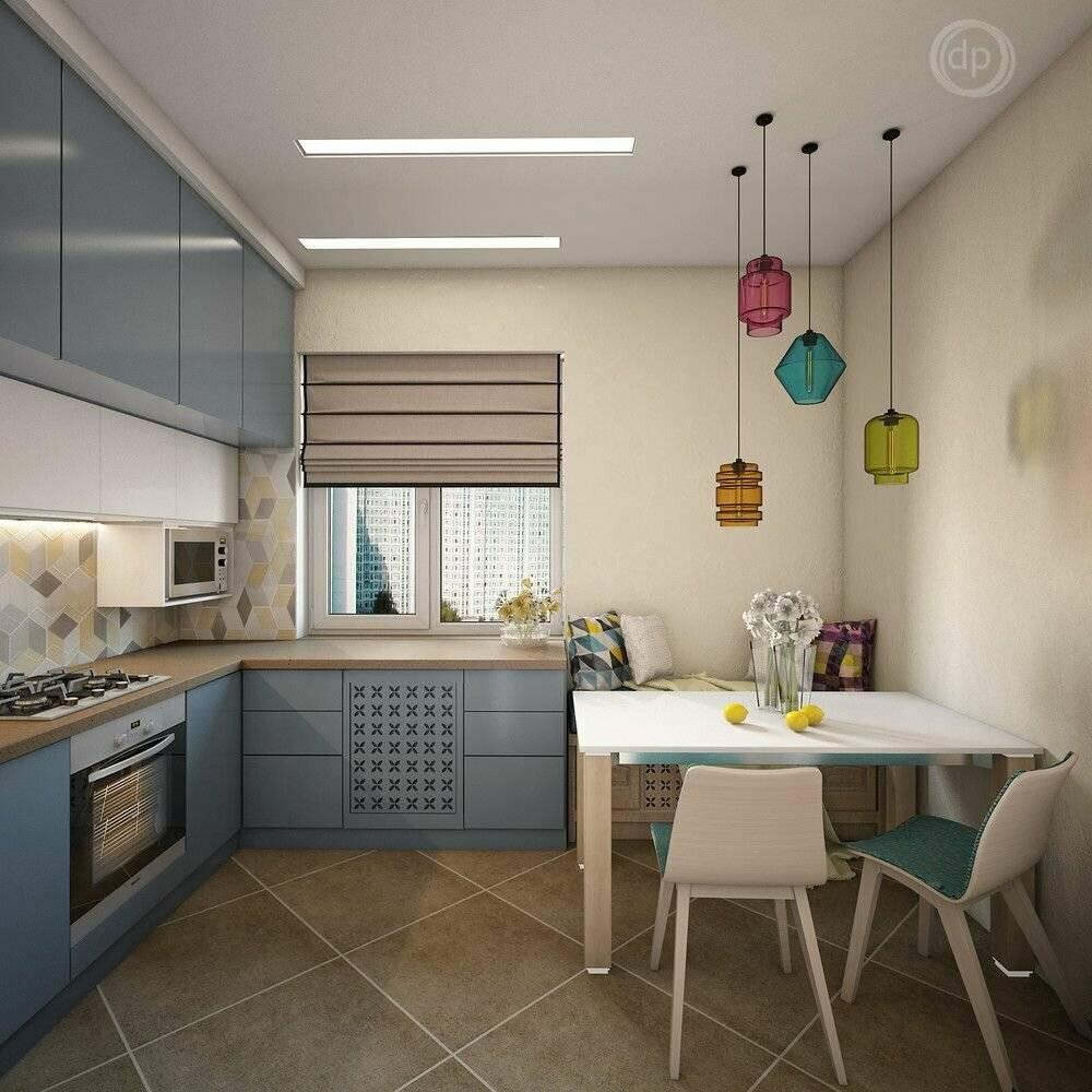 дизайн кухни прямоугольной в картинках намного раньше