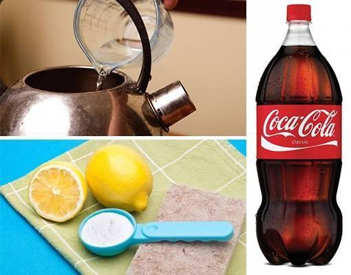 Как избавиться от запаха пластмассы в новом электрическом чайнике?