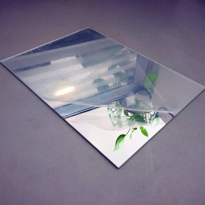 Виды и свойства зеркального пластика