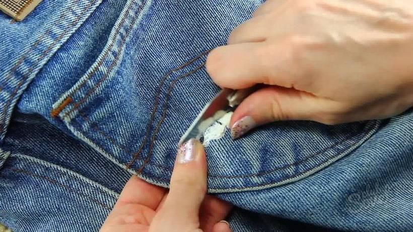 Сводим наклейки с одежды: как убрать термонаклейку и логотип без следов