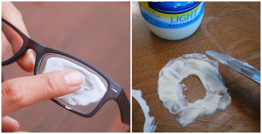 Как исправить царапину на стекле