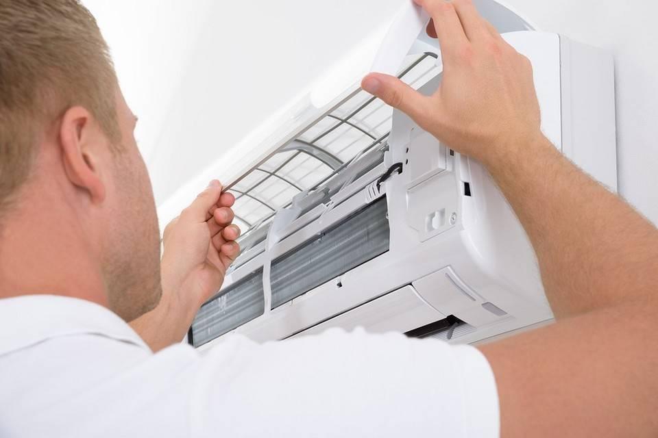 Как почистить кондиционер дома самостоятельно своими руками