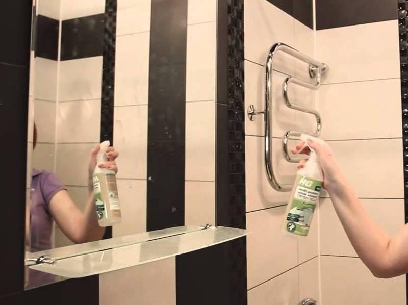 Блеск без пятен и разводов: как и чем помыть зеркало