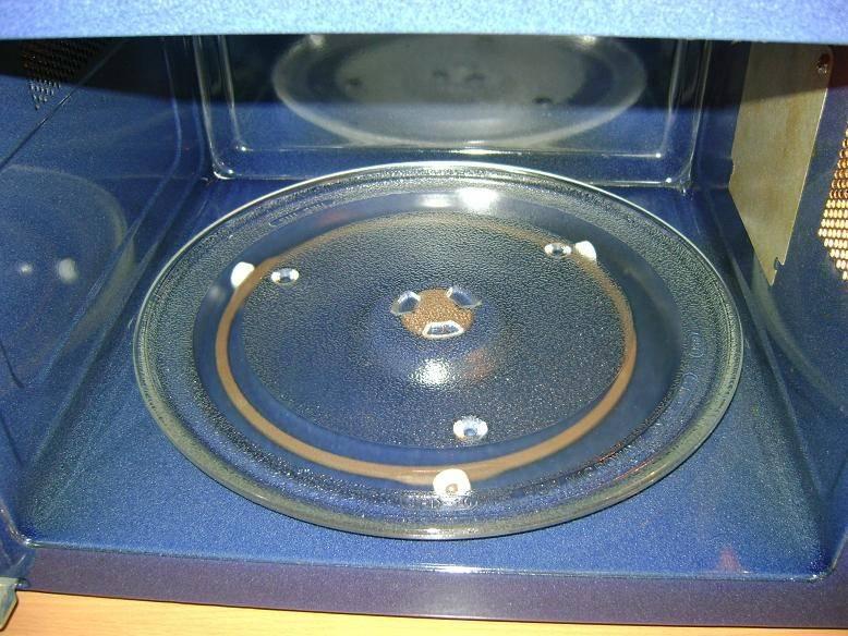 Почему не крутится тарелка микроволновки