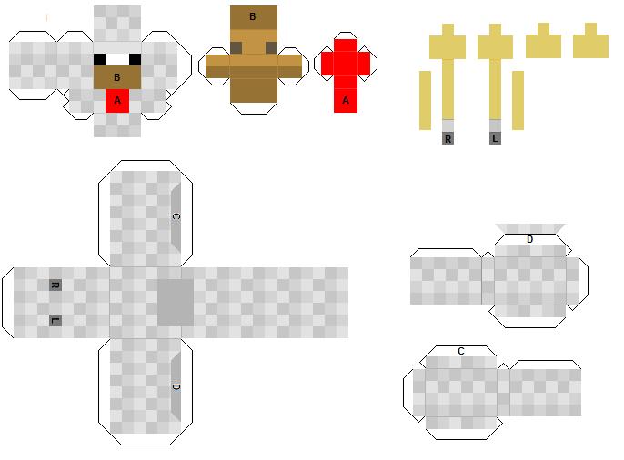 Инструкция по созданию сквишей в виде нутеллы, шаблоны и как правильно нарисовать