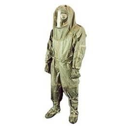 Описание и использование защитных костюмов л-1