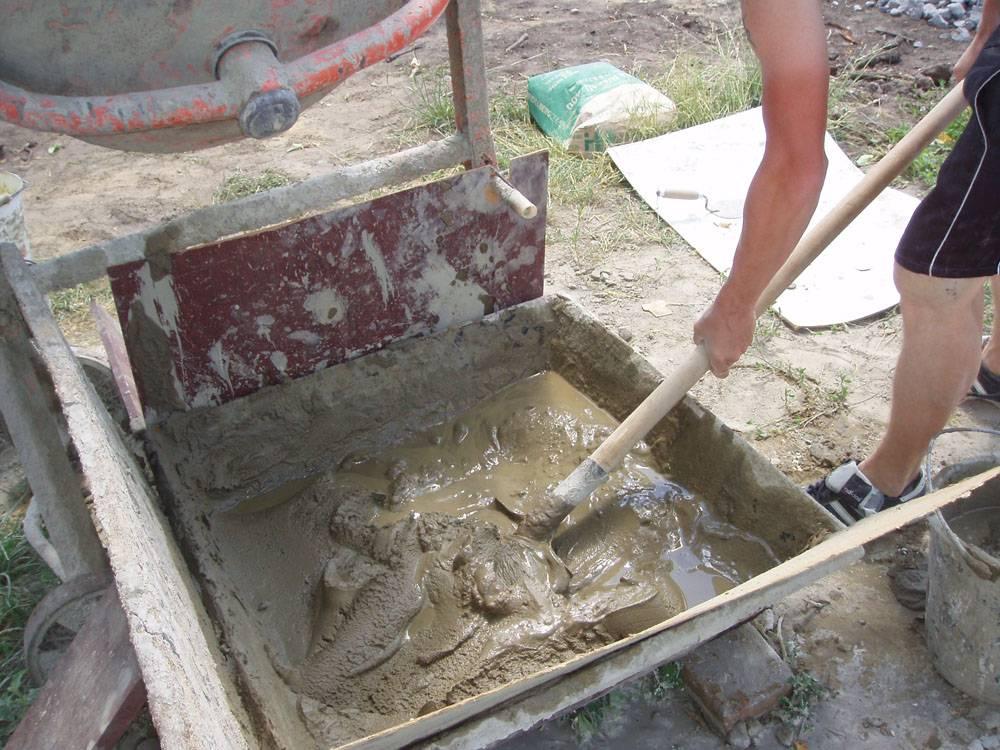 Как сделать раствор для стяжки пола, основные пропорции цемента и песка на 1 м3
