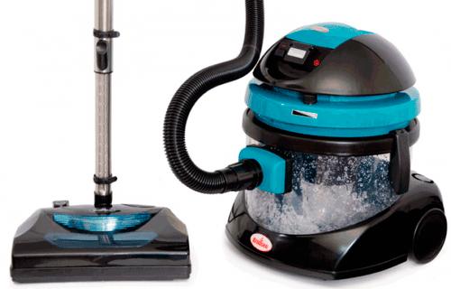 Выбираем пылесос с аквафильтром: цена