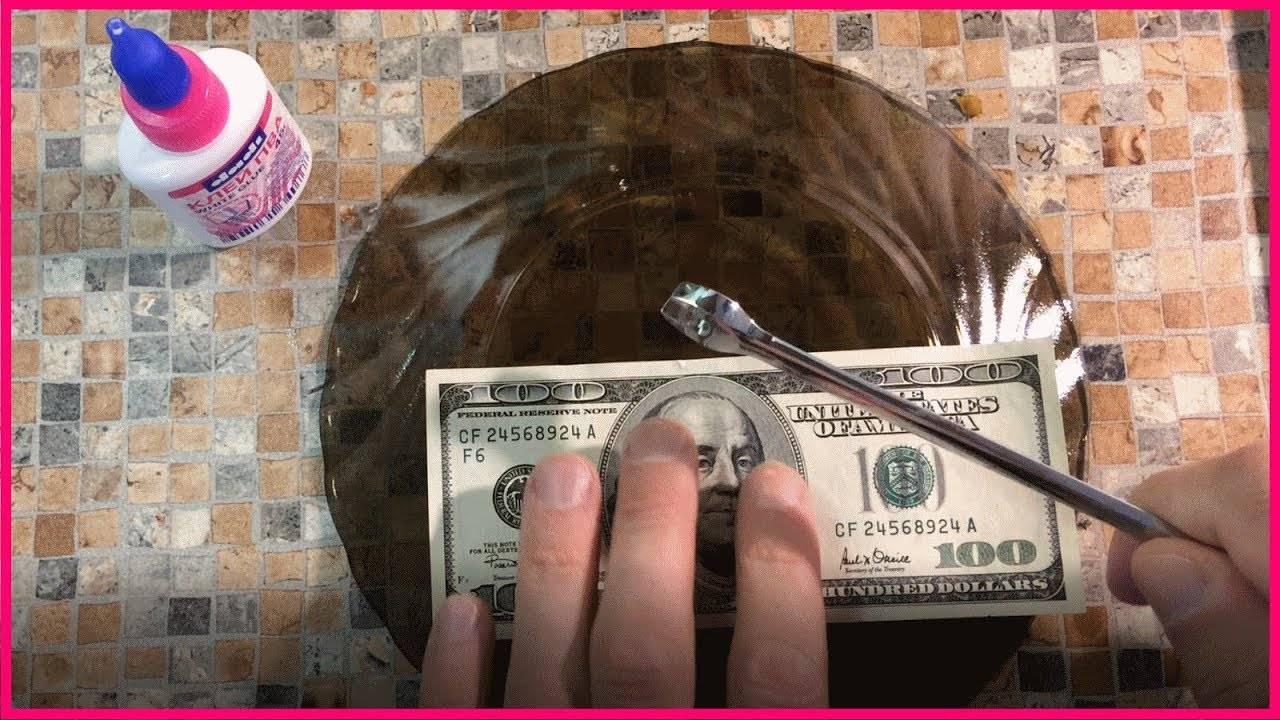 Что делать с порванной купюрой и где поменять ее