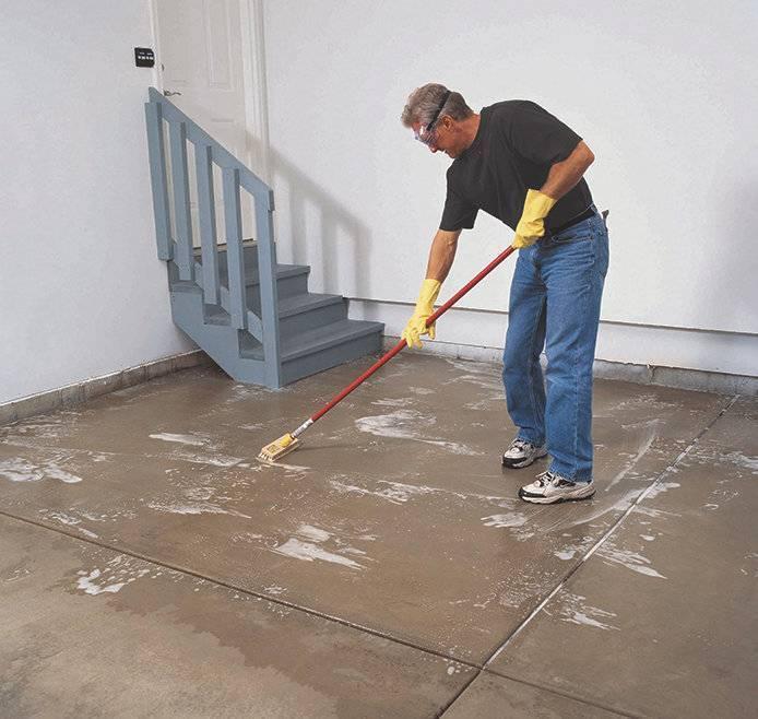 Чем отмыть грунтовку? чем оттереть стекло и ламинат, пластиковый подоконник и линолеум, удалить со стен и плитки на полу