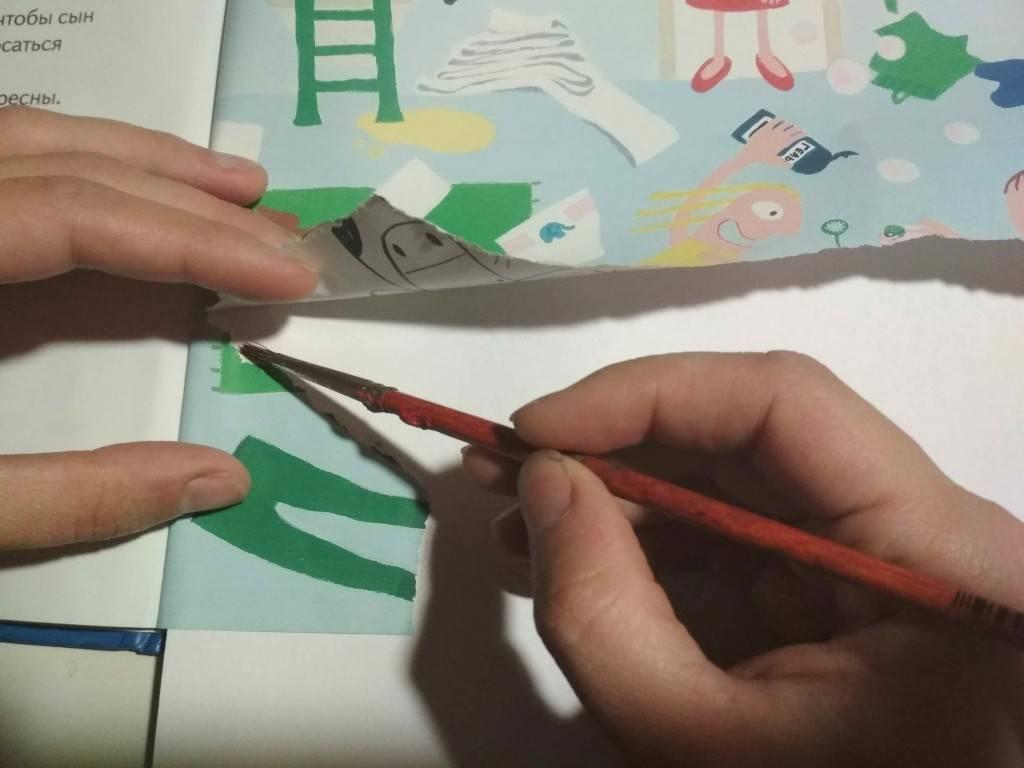 Переплетные работы: как переплетают книги   умелые руки   книги на rifmovnik.ru