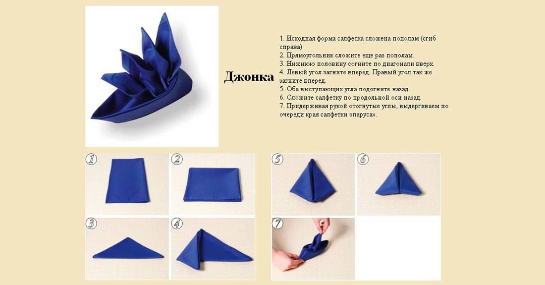картинки как складывать салфетки бумажные сказках свет