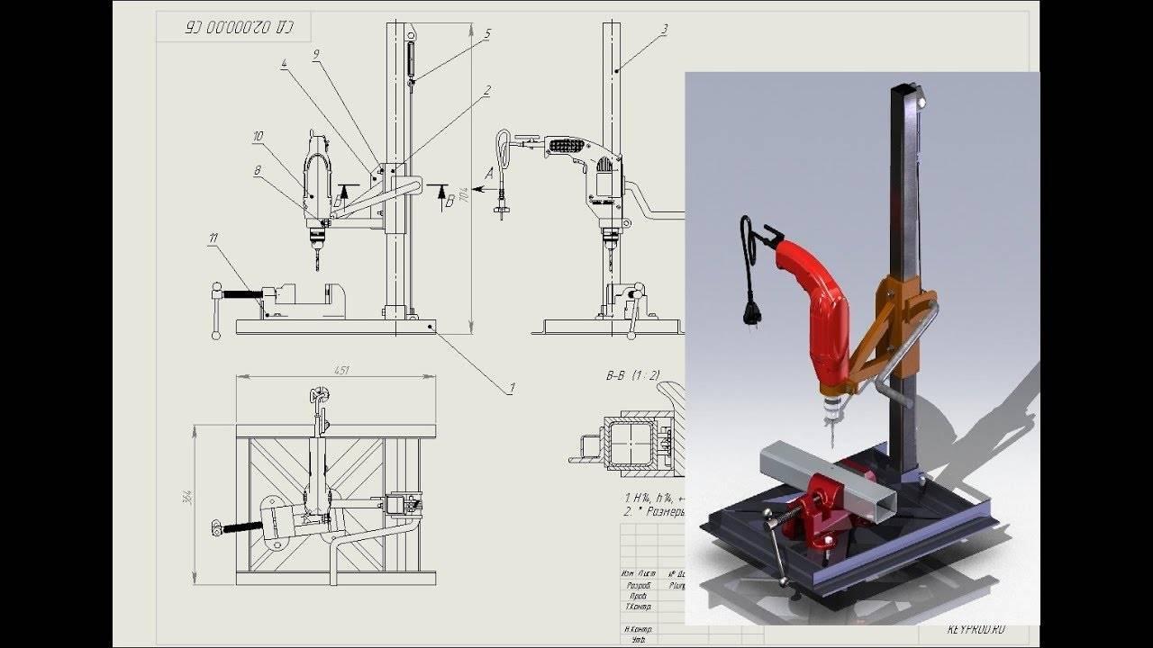 11 простых самодельных станков нужных в любой мастерской