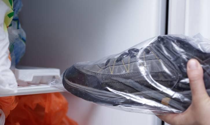 Избавляемся от неприятного запаха пота ног в обуви