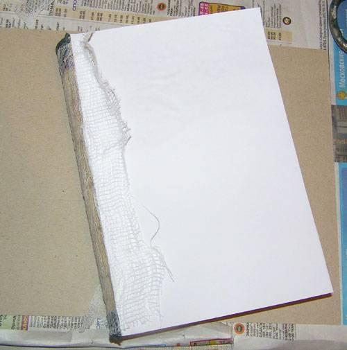 . мк-обтачка края, переплет - развивающая книга - игрушки своими руками - страна мам