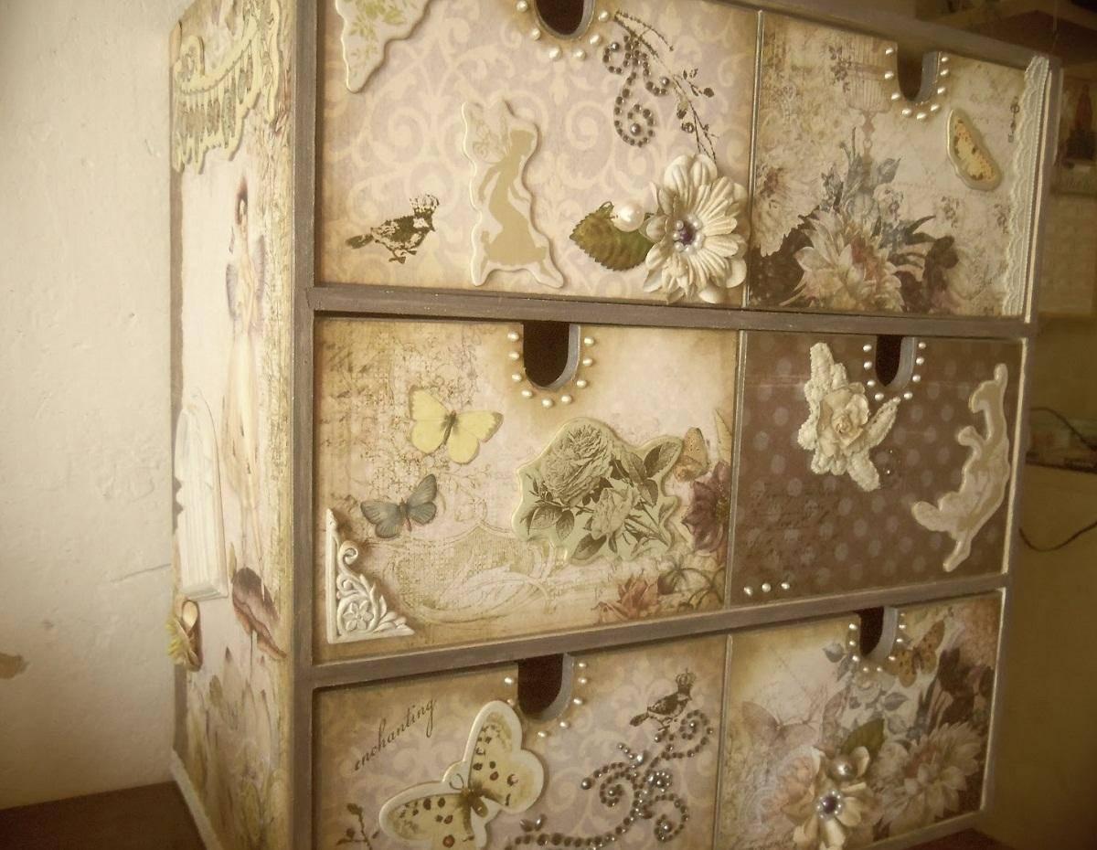 декупаж старого шкафа фото до и после бизнесмен строитель