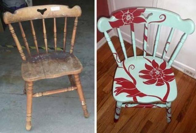 Реставрация венских стульев своими руками
