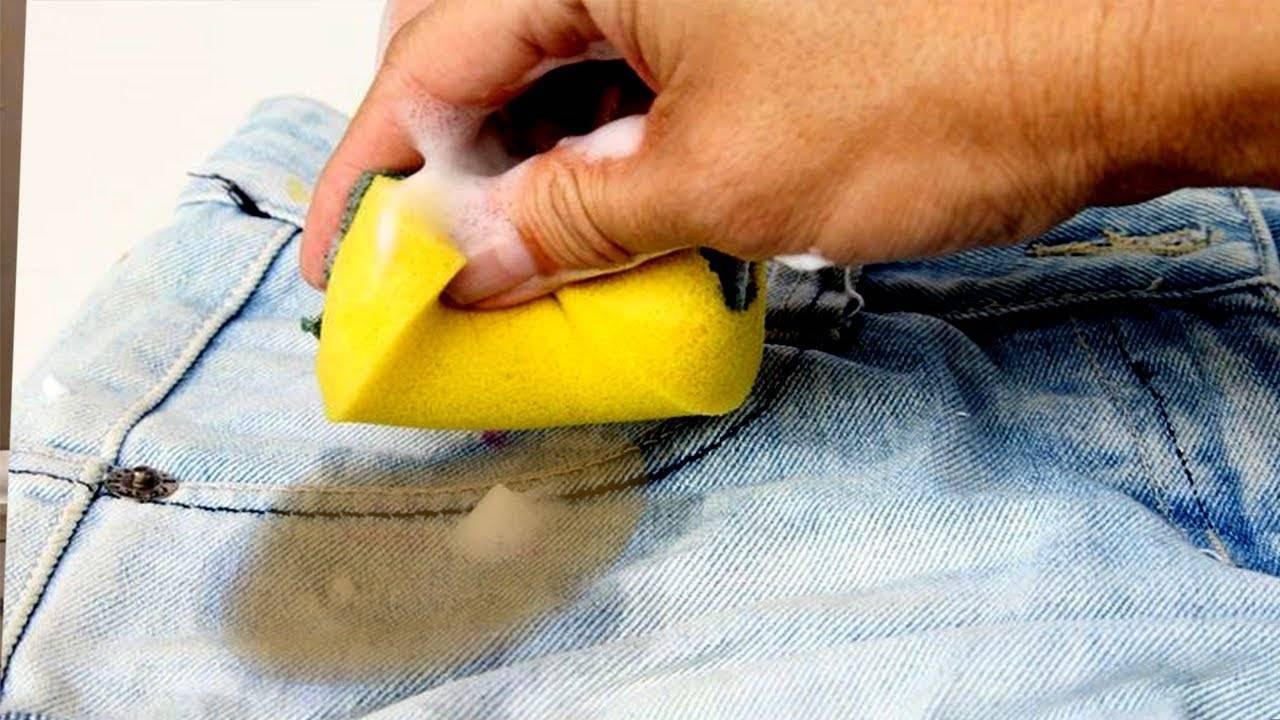 Как удалить смолу с одежды? 10 работающих способов + советы по удалению разводов и запаха